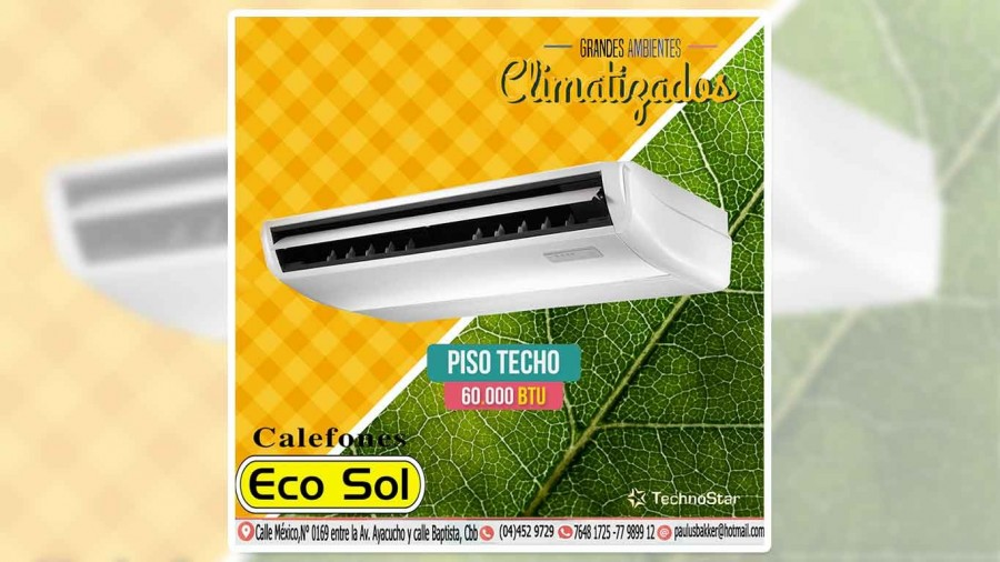 ECOSOL Consultoría y Provisión en Sistemas de Energía Solar y Convencional.